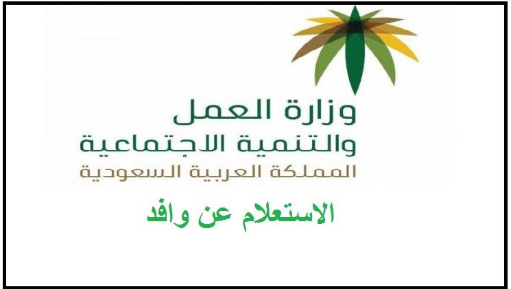 Photo of استعلام عن وافد وصلاحية الاقامة وتجديدها برقم الاقامة والجوازات