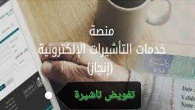 Photo of تفويض تاشيرة للمواطنين والمقيمين ورعايا دول مجلس التعاون