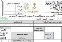 Photo of نموذج اصدار بطاقة الاحوال : الأوراق وخطوات إصدار بطاقة الهوية الوطنية